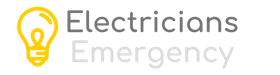 Electricians Emergency Logo